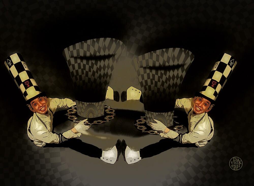 hat trick II by David Kessler