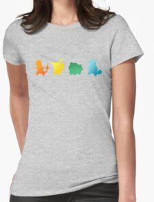 Pokemon Classic Starters T-Shirt