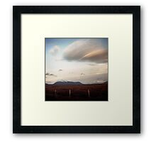 Cover Me Framed Print