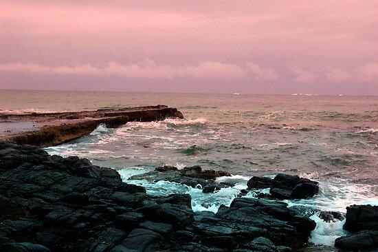 Seaside Romance by Glen Johnson