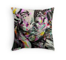 'Composure' Throw Pillow