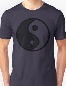 Ying-Yang (Black) T-Shirt