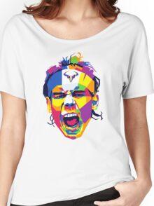 Rafa ART Women's Relaxed Fit T-Shirt