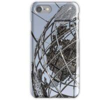 Industrial Globe iPhone Case/Skin