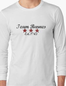 Team Barnes T-Shirt