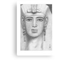 Imagining Merneptah Canvas Print