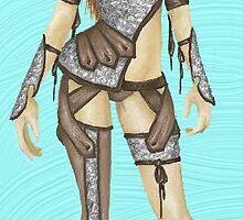 Chainmail Bikini? by CherriseC