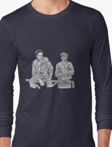 The Shawshank Redemption Long Sleeve T-Shirt