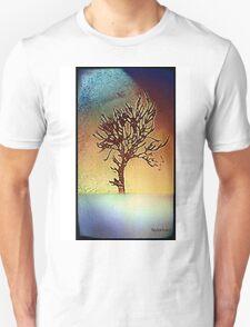 Abstract tree design T-Shirt