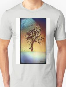 Abstract tree design T-Shirt