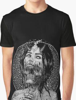 Demon Girl Graphic T-Shirt