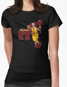 Loving IT! Womens Fitted T-Shirt