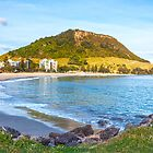 Mount Maunganui, Bay of Plenty, New Zealand by Linda and Colin McKie