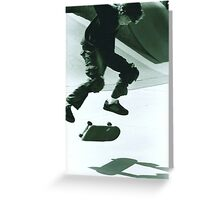 Skate For Life Greeting Card