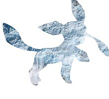 Glaceon used Icy Wind by Gage White