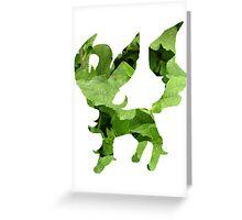 Leafeon used Magical Leaf Greeting Card