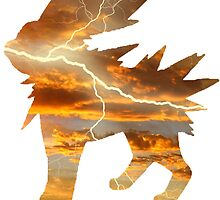 Jolteon used Thunder by Gage White