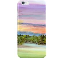 A Beckoning Call to the Edge iPhone Case/Skin