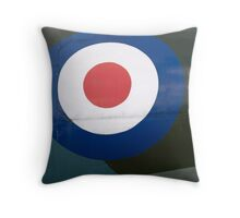 RAF Insignia Throw Pillow