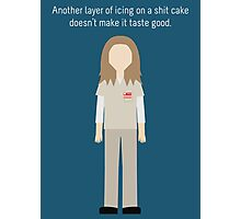 "Nicky Nichols: ""Shit Cake"" Photographic Print"
