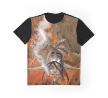 Fairy Smoke Graphic T-Shirt
