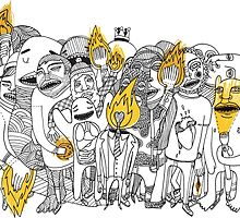 Foster the People Torches by dmgutez
