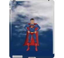 Superman 1 iPad Case/Skin