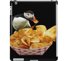☝ ☞THESE ARE MY PUFFIN CHIPS IPAD CASE☝ ☞ iPad Case/Skin