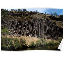 The Organ Pipes Poster