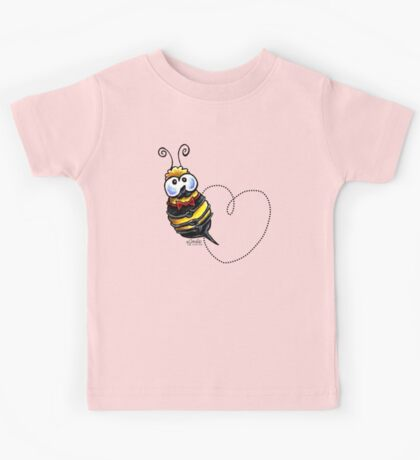 Bee Mine? {kids} Kids Tee