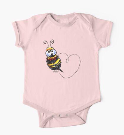 Bee Mine? {kids} One Piece - Short Sleeve