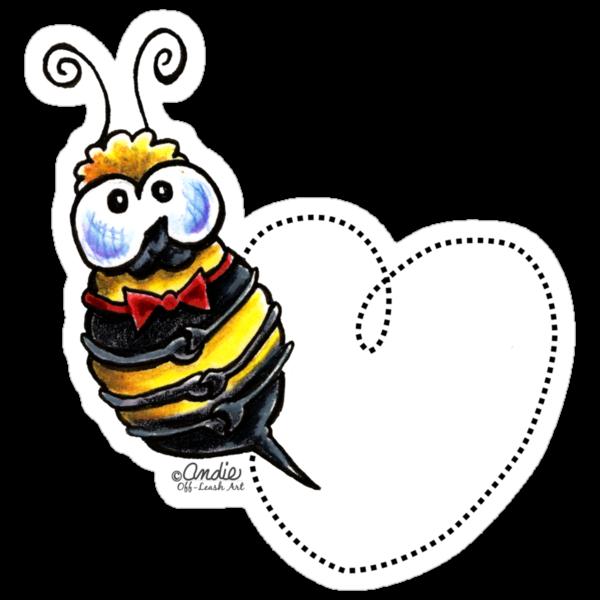 Bee Mine? {kids} by offleashart