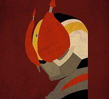 Kamen Rider Den-O by abom