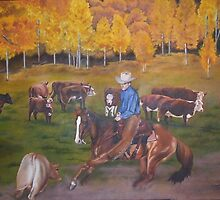 Cowboy Entertainment by Debra Arney