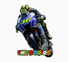 valentino rossi vr46 the doctor italian motogp rider T-Shirt