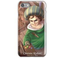 Onorata Rodiani - Rejected Princesses iPhone Case/Skin