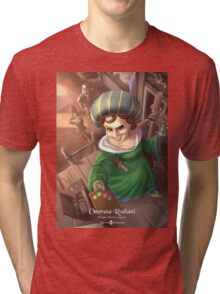 Onorata Rodiani - Rejected Princesses Tri-blend T-Shirt