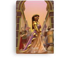 Zenobia - Rejected Princesses Canvas Print