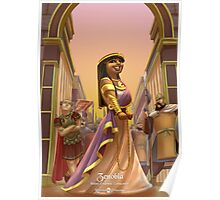 Zenobia - Rejected Princesses Poster
