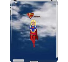 Supergirl 1 iPad Case/Skin