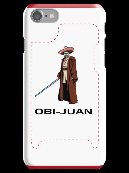 Star Wars - Obi-Juan by Crafteddd