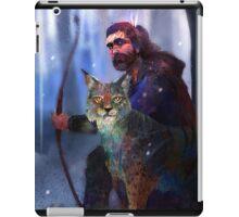 Northern Hunter iPad Case/Skin
