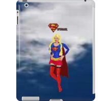 Supergirl 2 iPad Case/Skin