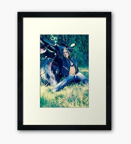 hang Framed Print