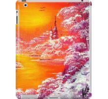 Violet Twilight iPad Case/Skin