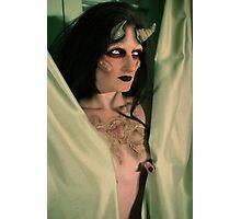 the demon inside Photographic Print