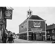 Old British Town Photographic Print