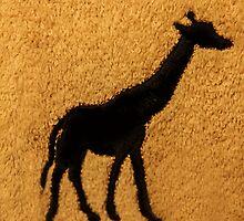 Giraffe by heatherfriedman