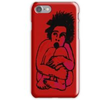 Frightened iPhone Case/Skin