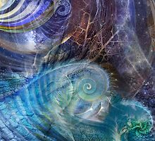 Fractal Ocean by donnarebecca